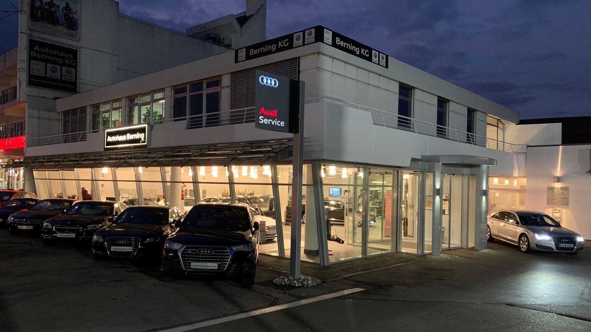 Herzlich Willkommen! - Autohaus Berning KG
